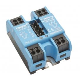 celduc relais biphasé connecteurs push-in